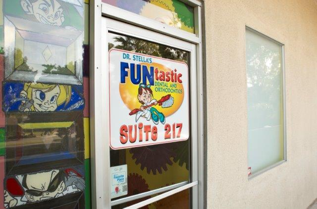 FUNtastic Front Door