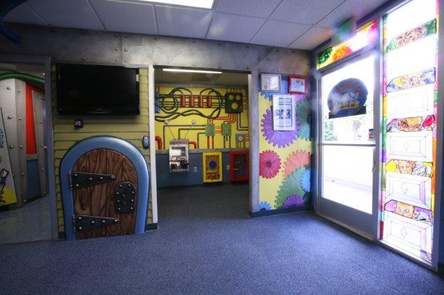 FUNtastic Lobby Area 2