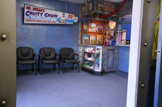 FUNtastic Lobby Area