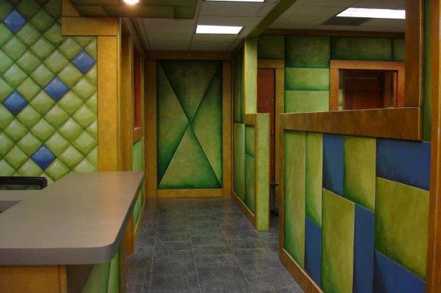 FUNtastic Orthodontic Hallway