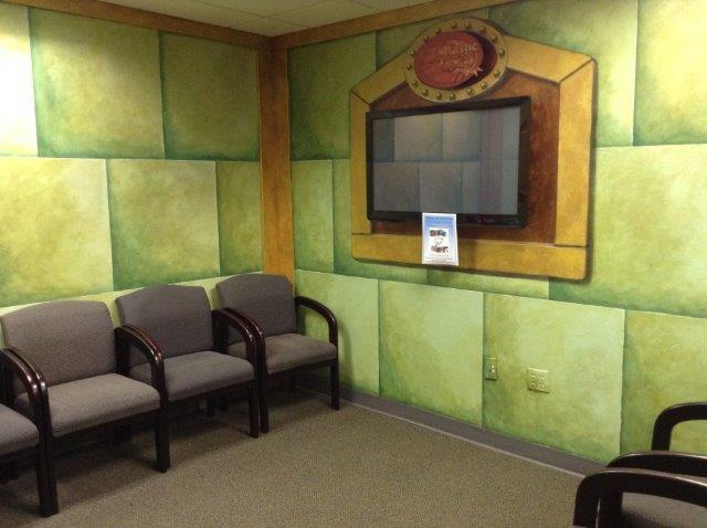 FUNtastic Orthodontic Lobby
