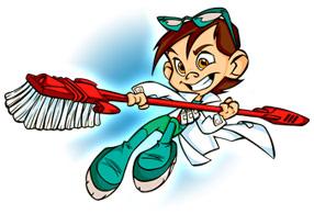 Jimmy - Meet the Guardians - pediatric dentist