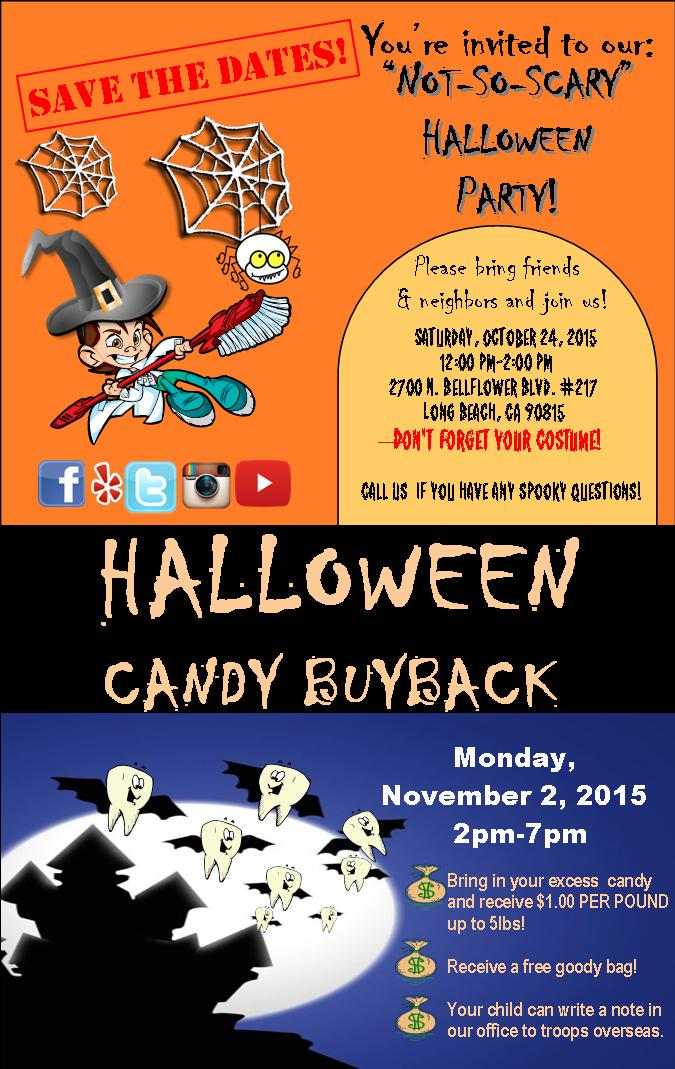 not so scary halloween party 2015