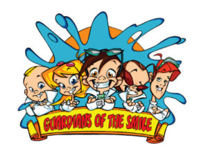 Funtastic Dental Guardians of the Smile