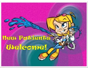 New Patients Welcome