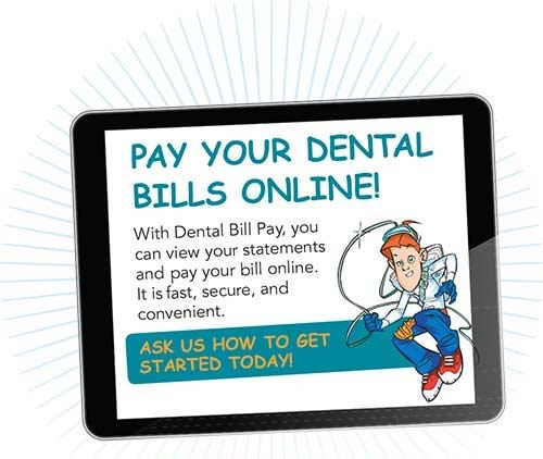 Pay Your Dental Bills Online